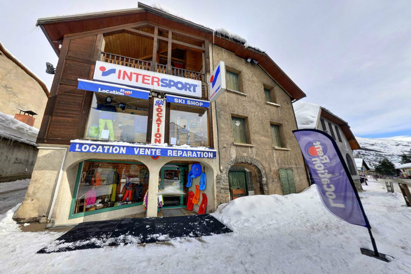 Location de ski Serre Chevalier Monetier 1500