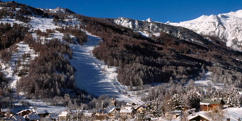 Webcam Serre Chevalier Chantemerle